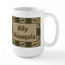 Ely Minnesota Loon Mug