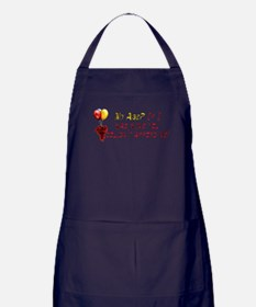 Fine Wine Apron (dark)