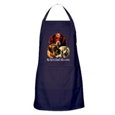 Doggie Philosophers Apron (dark)