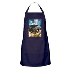 Fly On The Mountain Apron (dark)