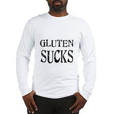 Gluten Sucks Long Sleeve T-Shirt