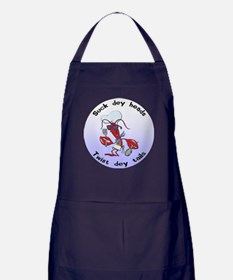 Cajun Crawfish Apron (dark)