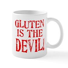 Gluten Is The Devil Mug