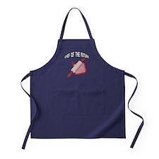 Baking Chef Of The Future Apron (dark)