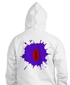 Task Force Delta Wear our paint Hoodie