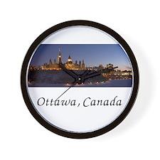 Unique Ottawa Wall Clock