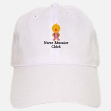 Nurse Educator Chick Baseball Baseball Cap