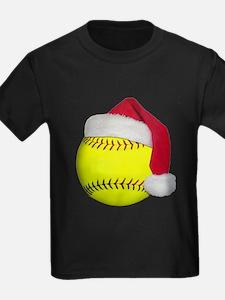 Softball Santa T
