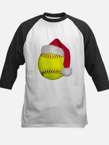 Softball Santa Tee