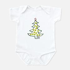 Softball tree Infant Bodysuit
