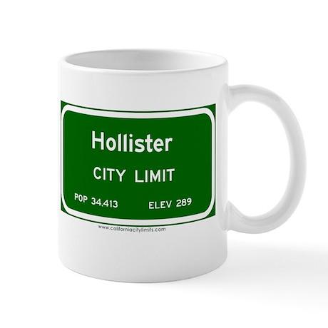 Hollister Mug