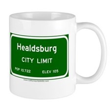 Healdsburg Mug