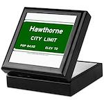 Hawthorne Keepsake Box