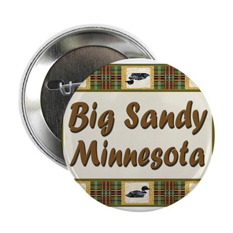 """Big Sandy Loon 2.25"""" Button (10 pack)"""