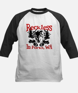 Reckless in Forks Tee
