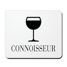 WINE CONNOISSEUR Mousepad
