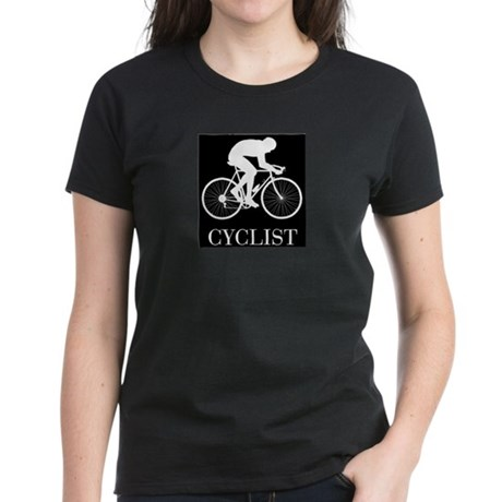 CYCLIST Women's Dark T-Shirt