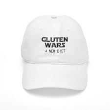Gluten Wars: A New Diet Baseball Cap