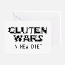Gluten Wars: A New Diet Greeting Card