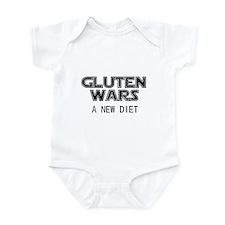 Gluten Wars: A New Diet Infant Bodysuit