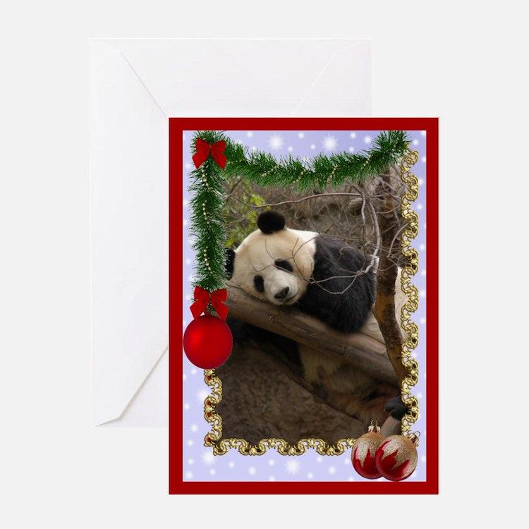 Giant panda gifts merchandise giant panda gift ideas for Giant christmas card ideas