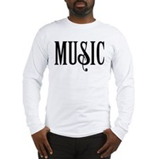 Funny Musicians and musical group Long Sleeve T-Shirt