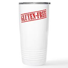 Gluten Free Stamp Travel Mug