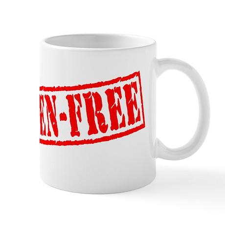 Gluten Free Stamp Mug