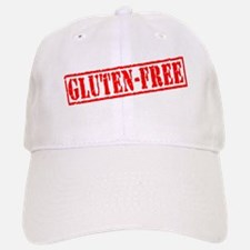 Gluten Free Stamp Baseball Baseball Cap