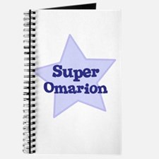 Super Omarion Journal