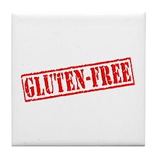 Gluten Free Stamp Tile Coaster