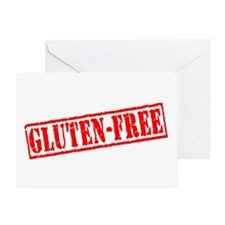 Gluten Free Stamp Greeting Card
