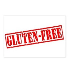Gluten Free Stamp Postcards (Package of 8)