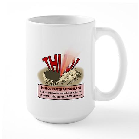 Crater Large Mug