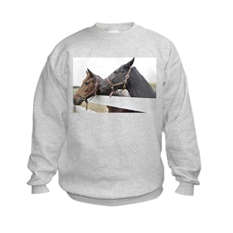 Horse Whisperer Kids Sweatshirt