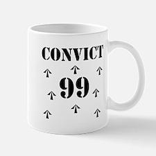 Convict 99 Mug