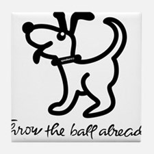 Funny One of a kind Tile Coaster