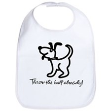 Unique One of a kind Bib