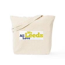 Unique Leeds Tote Bag
