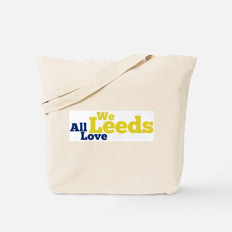 Cute Leeds Tote Bag