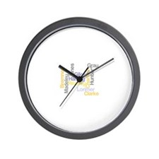 Cool Simon grayson Wall Clock