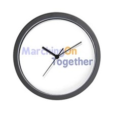 Simon grayson Wall Clock