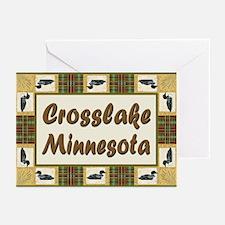Crosslake Loon Greeting Cards (Pk of 10)