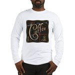 Coffee Mocha Long Sleeve T-Shirt