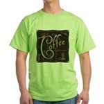 Coffee Mocha Green T-Shirt