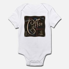 Coffee Mocha Infant Bodysuit