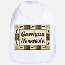 Garrison Loon Bib