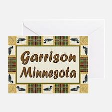 Garrison Loon Greeting Card