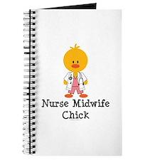 Nurse Midwife Chick Journal