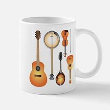 String Instruments Mug